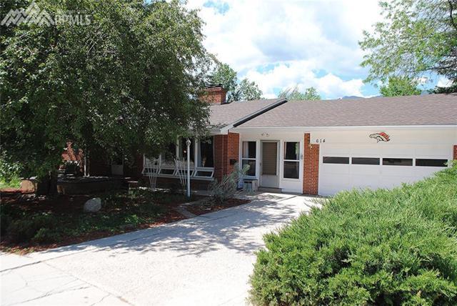 614 Glen Eyrie Circle, Colorado Springs, CO 80904 (#1066610) :: 8z Real Estate
