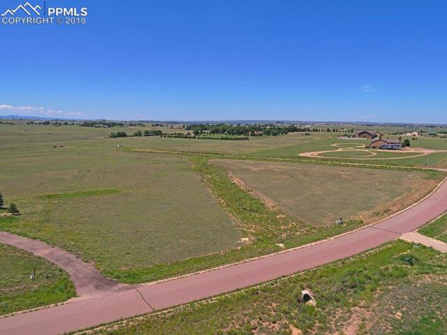 2070 Terri Lee Drive, Peyton, CO 80831 (#1068550) :: Action Team Realty
