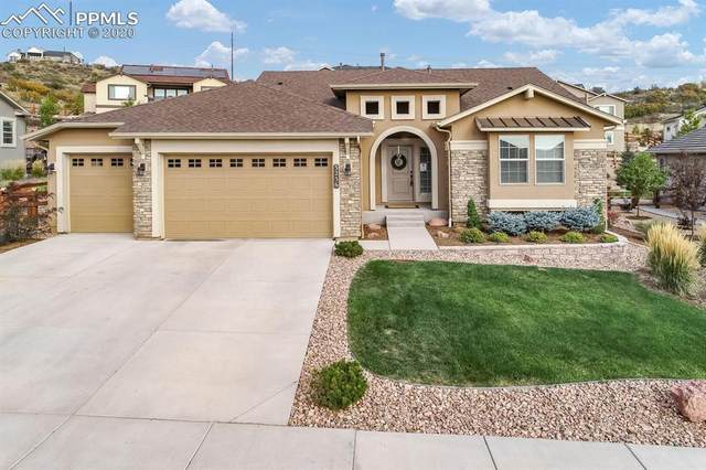 3256 Waterfront Drive, Monument, CO 80132 (#1074213) :: The Kibler Group