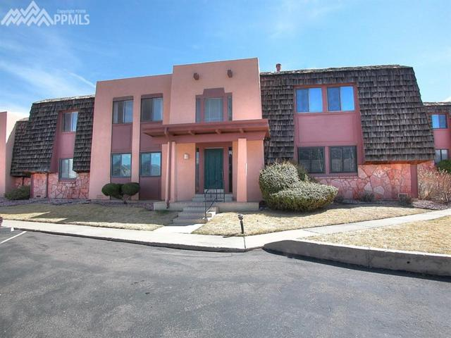 2983 Mesa Road C, Colorado Springs, CO 80904 (#1075484) :: The Hunstiger Team