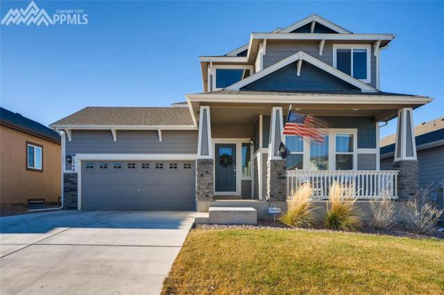 1348 Celtic Street, Colorado Springs, CO 80910 (#1078565) :: The Treasure Davis Team