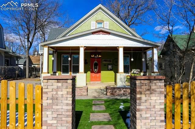 1026 W Colorado Avenue, Colorado Springs, CO 80904 (#1083157) :: Tommy Daly Home Team