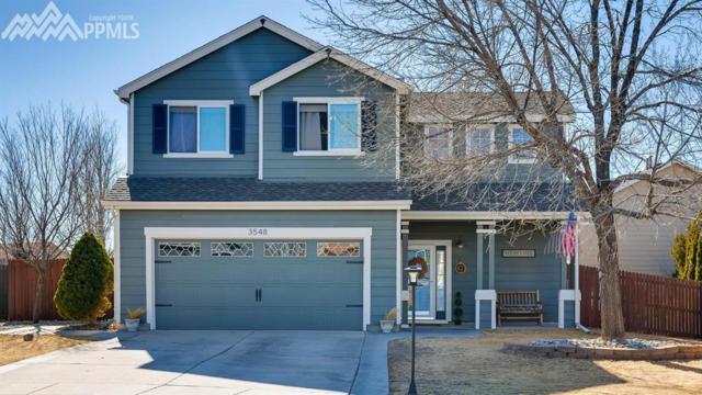 3548 Bucking Bronco Court, Colorado Springs, CO 80922 (#1083502) :: Jason Daniels & Associates at RE/MAX Millennium