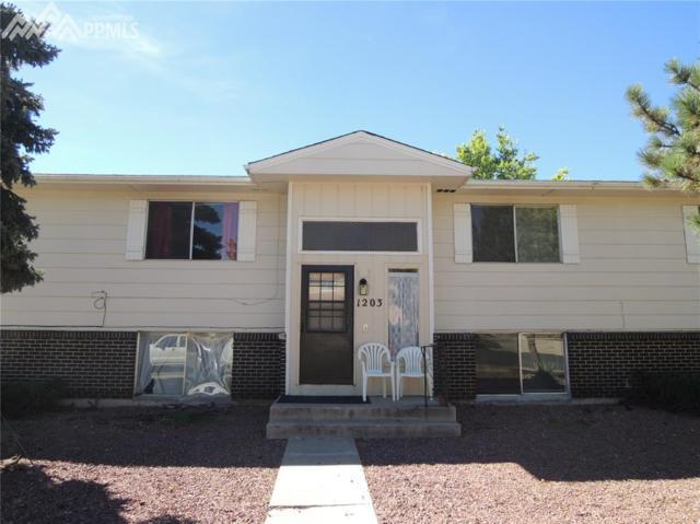 1203 Darby Street, Colorado Springs, CO 80907 (#1086814) :: RE/MAX Advantage