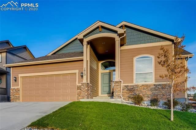 1013 Deschutes Drive, Colorado Springs, CO 80921 (#1088436) :: The Kibler Group