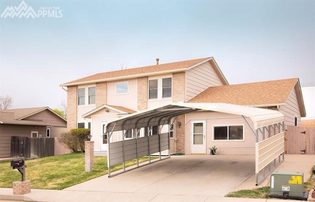 3940 Charro Drive, Colorado Springs, CO 80911 (#1089184) :: RE/MAX Advantage