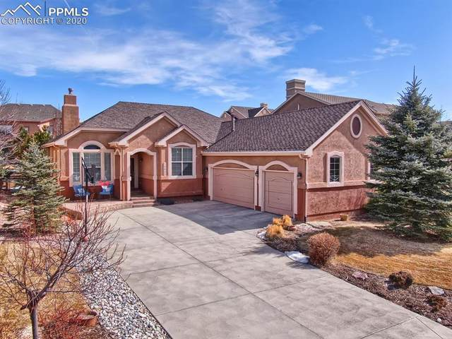 13833 Lazy Creek Road, Colorado Springs, CO 80921 (#1089301) :: Tommy Daly Home Team