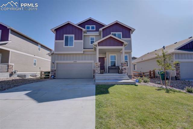17945 White Marble Drive, Monument, CO 80132 (#1089431) :: The Daniels Team
