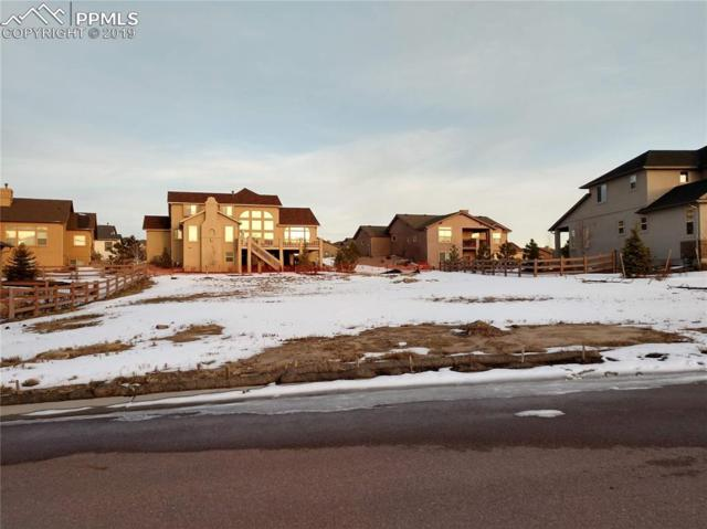 13079 Rock Rabbit Court, Colorado Springs, CO 80921 (#1089880) :: The Hunstiger Team