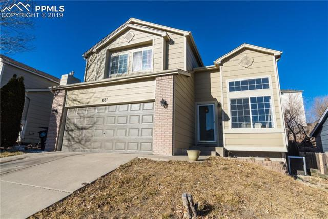 661 Welsh Circle, Colorado Springs, CO 80916 (#1089920) :: Relevate Homes | Colorado Springs
