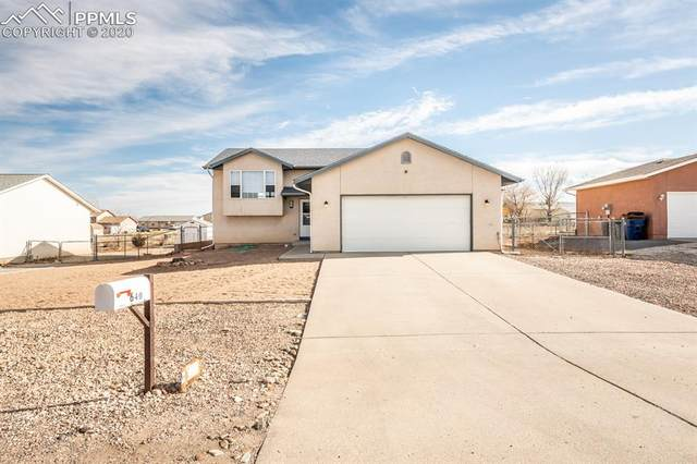 640 S Del Rio Drive, Pueblo West, CO 81007 (#1091165) :: Action Team Realty