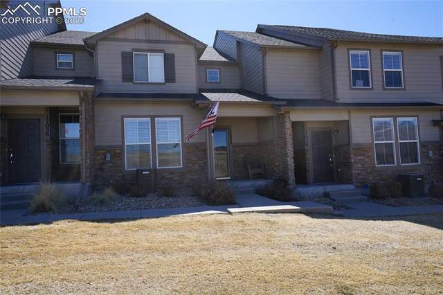 17032 Blue Mist Grove, Monument, CO 80132 (#1091630) :: The Treasure Davis Team
