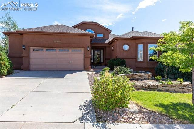 12695 Woodmont Drive, Colorado Springs, CO 80921 (#1092342) :: Finch & Gable Real Estate Co.