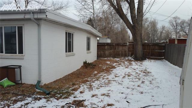 905 2nd Street, Colorado Springs, CO 80907 (#1094726) :: 8z Real Estate