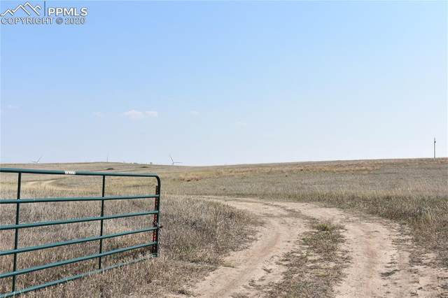 0 Funk Road, Calhan, CO 80808 (#1096464) :: Finch & Gable Real Estate Co.