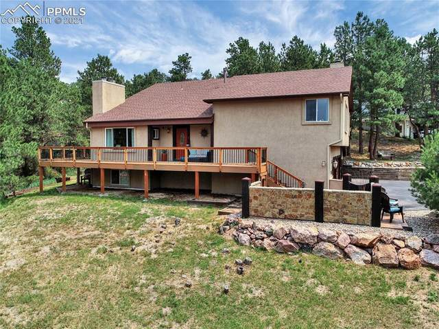 1010 S Park Drive, Monument, CO 80132 (#1096881) :: Fisk Team, eXp Realty