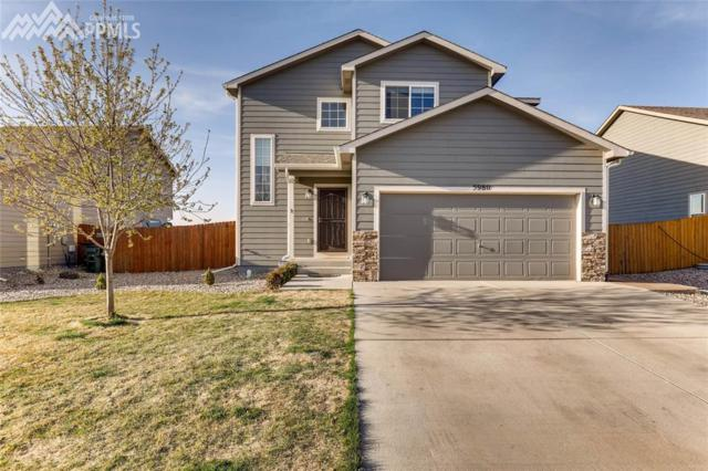 5980 Dancing Sun Way, Colorado Springs, CO 80911 (#1096991) :: Action Team Realty