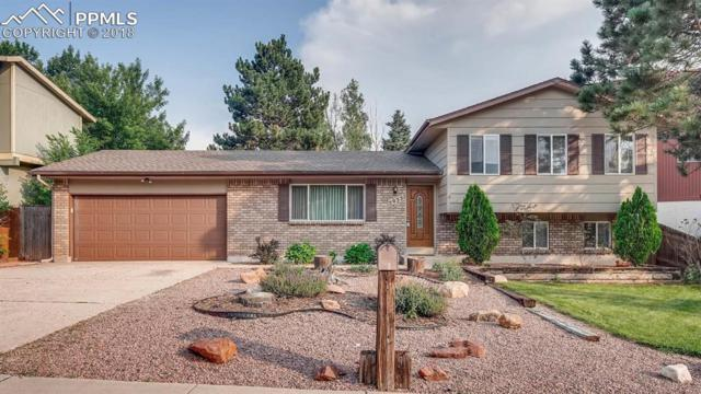 5935 Del Paz Drive, Colorado Springs, CO 80918 (#1098450) :: The Treasure Davis Team