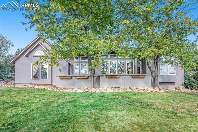 150 Broadmoor Hills Drive, Colorado Springs, CO 80906 (#1098763) :: Venterra Real Estate LLC