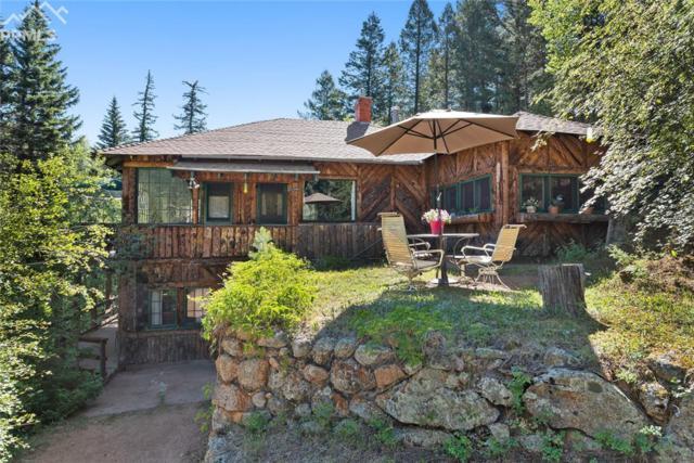 11095 Midland Avenue, Green Mountain Falls, CO 80819 (#1100011) :: The Treasure Davis Team