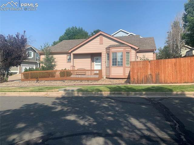 7015 Streamwood Point, Colorado Springs, CO 80922 (#1102170) :: Tommy Daly Home Team