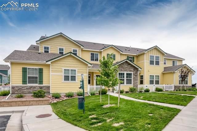 8760 Vista Azul Heights, Colorado Springs, CO 80924 (#1102259) :: Fisk Team, RE/MAX Properties, Inc.
