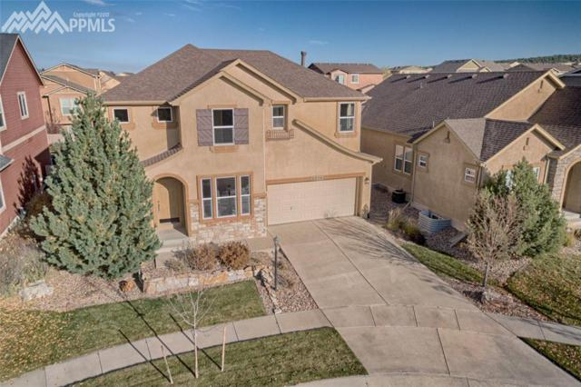 5014 Farris Creek Court, Colorado Springs, CO 80924 (#1102542) :: Jason Daniels & Associates at RE/MAX Millennium