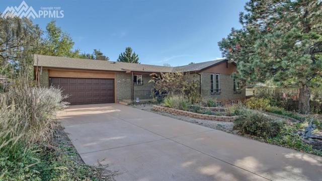 4523 Ridgeglen Road, Colorado Springs, CO 80918 (#1102704) :: Jason Daniels & Associates at RE/MAX Millennium
