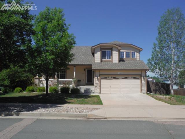 6785 Blazing Trail Drive, Colorado Springs, CO 80922 (#1102945) :: The Peak Properties Group