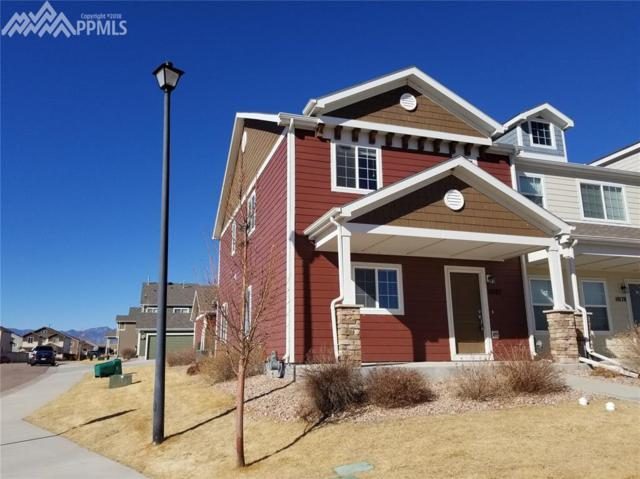 10182 Silver Stirrup Drive, Colorado Springs, CO 80925 (#1103081) :: Action Team Realty