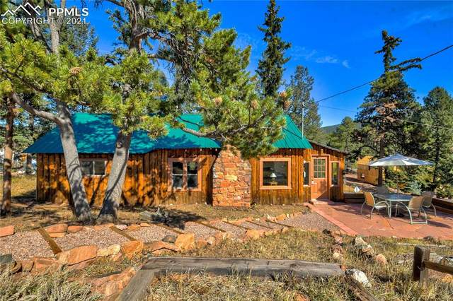 120 Dewell Road, Woodland Park, CO 80863 (#1107259) :: The Daniels Team