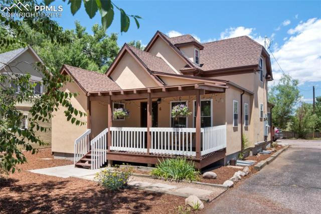 6 W Brookside Street, Colorado Springs, CO 80905 (#1109646) :: The Hunstiger Team