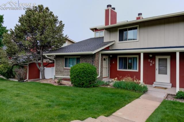 242 W Rockrimmon Boulevard A, Colorado Springs, CO 80919 (#1109739) :: Tommy Daly Home Team