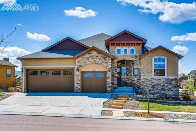 1192 Old North Gate Road, Colorado Springs, CO 80921 (#1109778) :: Jason Daniels & Associates at RE/MAX Millennium