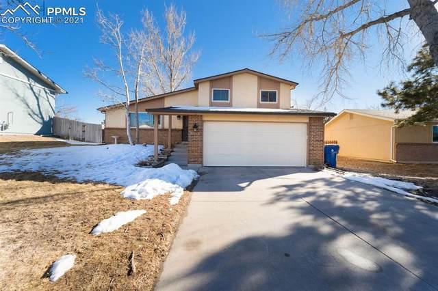 5325 Bunkhouse Lane, Colorado Springs, CO 80917 (#1109998) :: The Dixon Group