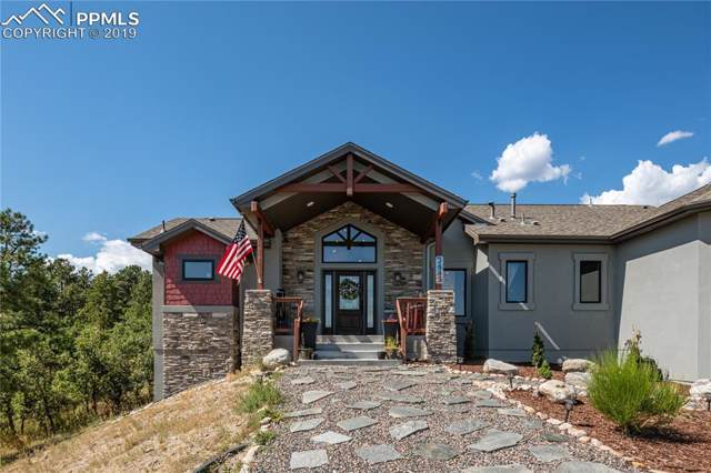 2665 Scorpio Drive, Colorado Springs, CO 80906 (#1113413) :: The Treasure Davis Team