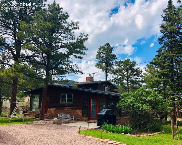 563 Greeley Boulevard, Palmer Lake, CO 80133 (#1115098) :: Tommy Daly Home Team