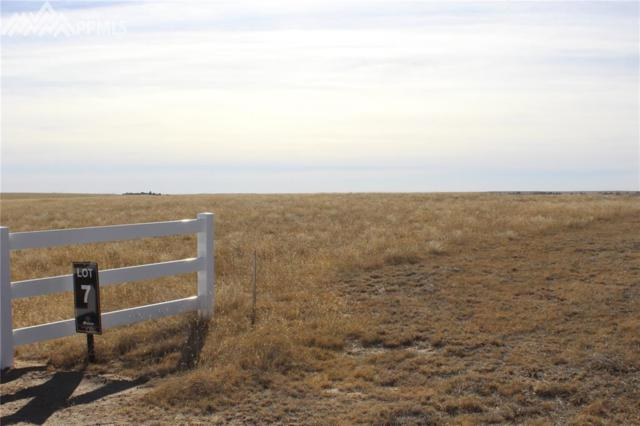 18071 Good Life View, Calhan, CO 80808 (#1116830) :: Action Team Realty