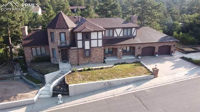 5835 Spurwood Court, Colorado Springs, CO 80918 (#1118085) :: Simental Homes | The Cutting Edge, Realtors