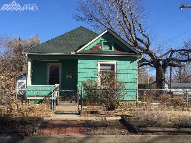 519 N Prospect Street, Colorado Springs, CO 80903 (#1118521) :: Jason Daniels & Associates at RE/MAX Millennium