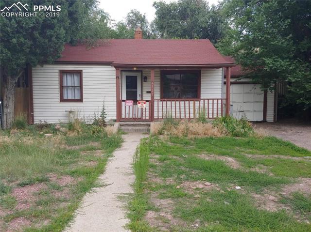 127 N Union Boulevard, Colorado Springs, CO 80909 (#1119621) :: The Peak Properties Group