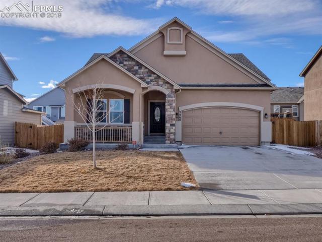 7560 Bonterra Lane, Colorado Springs, CO 80925 (#1122524) :: Jason Daniels & Associates at RE/MAX Millennium