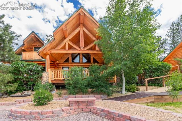 105 Sioux Trail, Woodland Park, CO 80863 (#1122994) :: Action Team Realty