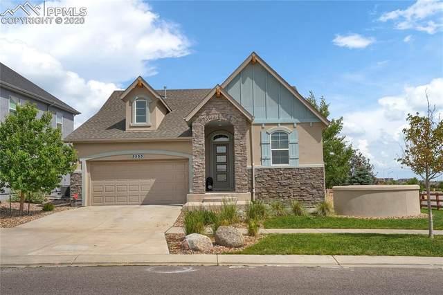 5555 Wolf Village Drive, Colorado Springs, CO 80924 (#1123075) :: Finch & Gable Real Estate Co.
