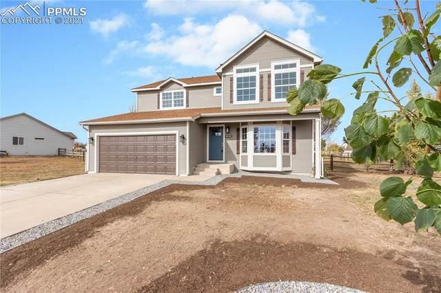 8101 Bohleen Road, Peyton, CO 80831 (#1125285) :: 8z Real Estate