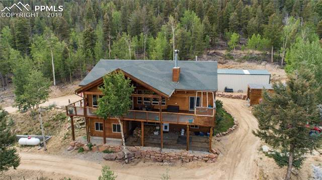 1677 Pulver Road, Lake George, CO 80827 (#1126576) :: The Treasure Davis Team