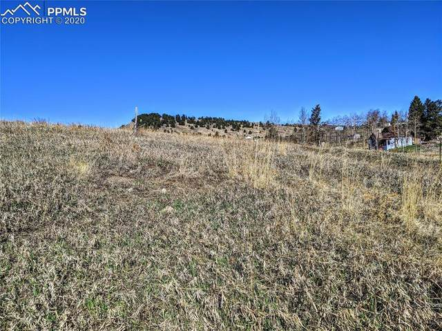 0 Whalen Avenue, Cripple Creek, CO 80813 (#1126700) :: Finch & Gable Real Estate Co.