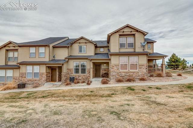 17127 Silent Forest Point, Monument, CO 80132 (#1127332) :: The Treasure Davis Team