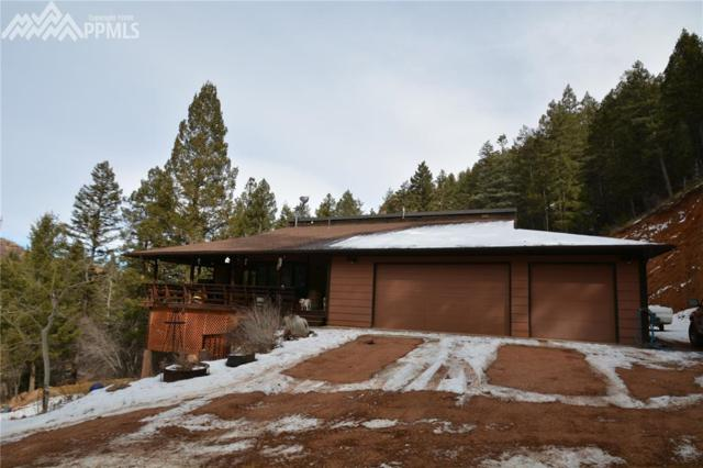 1500 Sutherland Creek Road, Manitou Springs, CO 80829 (#1127679) :: RE/MAX Advantage