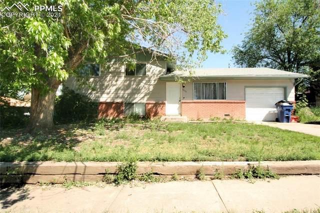4028 Tennyson Avenue, Colorado Springs, CO 80910 (#1128851) :: Tommy Daly Home Team
